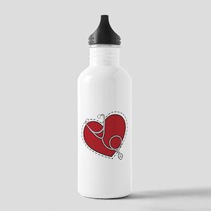 Heart Doctor Water Bottle