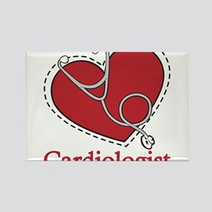 Cardiologist Rectangle Magnet