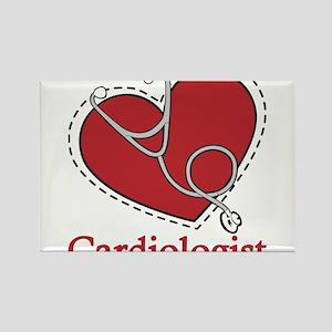 Cardiologist Rectangle Magnet