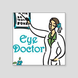 Eye Doctor Sticker