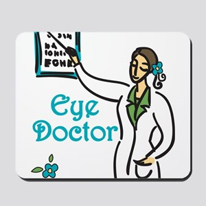 Eye Doctor Mousepad