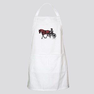 Harness Horse Apron