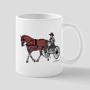 Harness Horse Mug