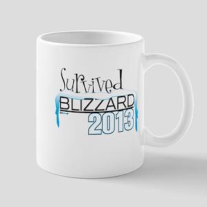 Survived Blizzard 2013 Mug