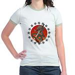 Dragon katana 2 Jr. Ringer T-Shirt