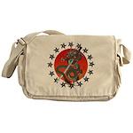 Dragon katana 2 Messenger Bag