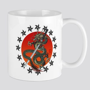 Dragon katana 2 Mug