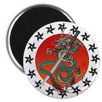 Dragon katana 2 Magnet