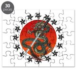 Dragon katana 2 Puzzle