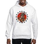 Dragon katana 2 Hooded Sweatshirt