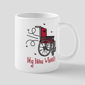 My New Wheels Mug