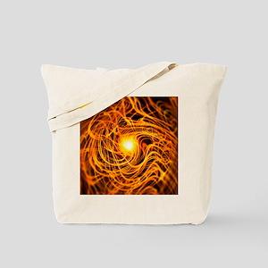 Superstrings, conceptual artwork - Tote Bag