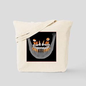 Teeth, 3D CT scan - Tote Bag