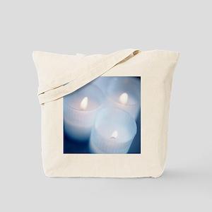 Candles - Tote Bag