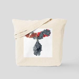 Immunoglobulin G antibody molecule - Tote Bag