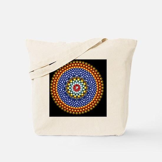 Molecular differential gear, artwork - Tote Bag