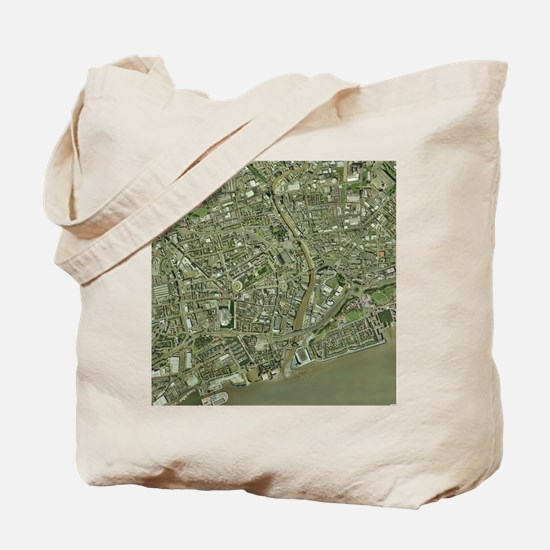 Kingston upon Hull, UK - Tote Bag