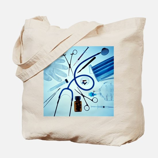 Medical equipment - Tote Bag