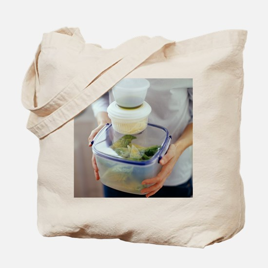 Salad ingredients - Tote Bag