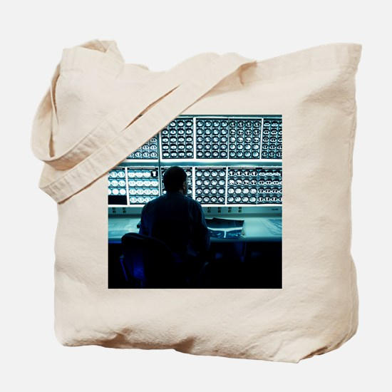 Studying CT scans - Tote Bag
