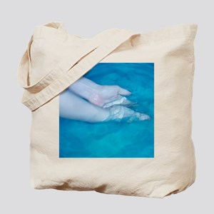 Washing hands - Tote Bag