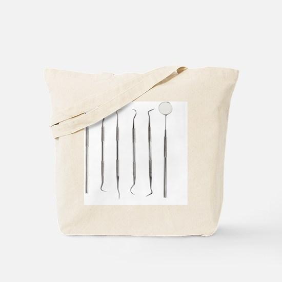 Dental instruments - Tote Bag