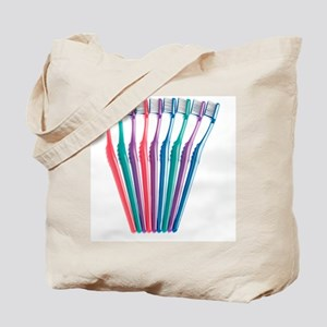 Toothbrushes - Tote Bag