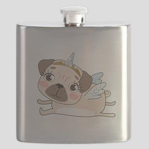 Unicorn Pug Flask