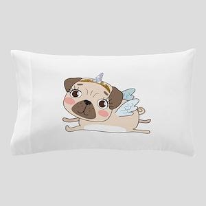 Unicorn Pug Pillow Case