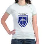 79TH INFANTRY DIVISION Jr. Ringer T-Shirt