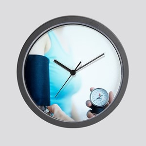Blood pressure measurement - Wall Clock