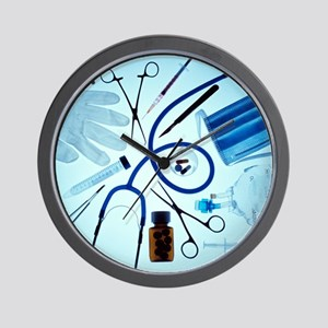 Medical equipment - Wall Clock