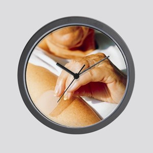 Hormone replacement therapy patch - Wall Clock