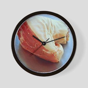 Pork - Wall Clock