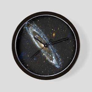 Andromeda Galaxy, UV image - Wall Clock
