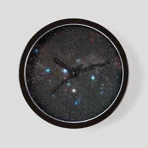 Cassiopeia constellation - Wall Clock