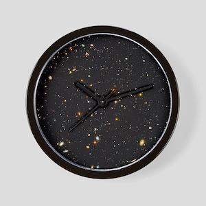 Hubble Ultra Deep Field galaxies - Wall Clock