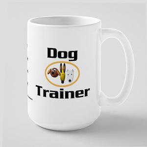 Dog Trainer Large Mug