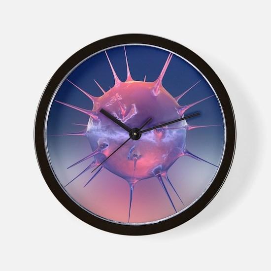 Virus - Wall Clock