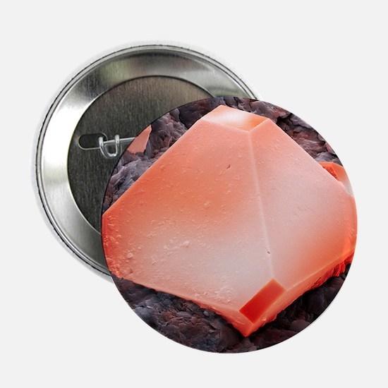 Iron pyrite crystal, SEM - 2.25