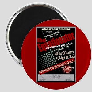 Equationator Classroom Cinema Magnet