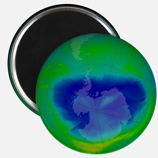 Antarctic ozone hole, 2010 - Magnet