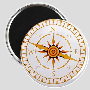 Compass rose - Magnet