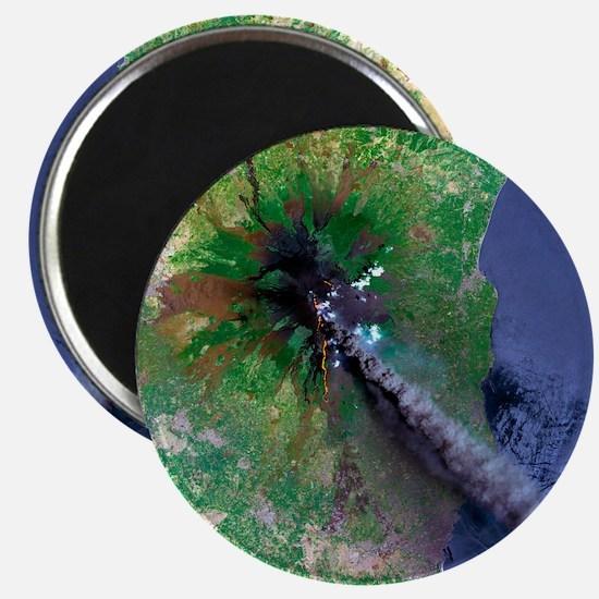 Mount Etna's smoke plume - Magnet