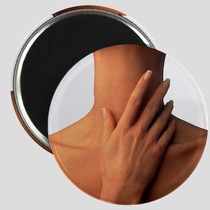 Neck massage - Magnet