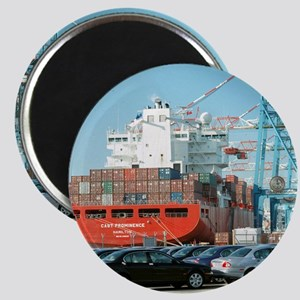 Container ship - Magnet