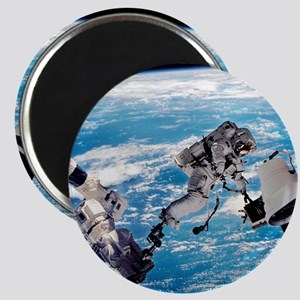 ISS space walk - Magnet