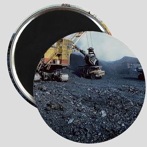 Open cast coal mining - Magnet