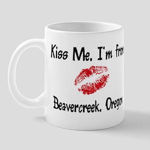 Beavercreek - Kiss Me Mug