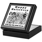 Trick or Treaters Grown up's Halloween Treat Box